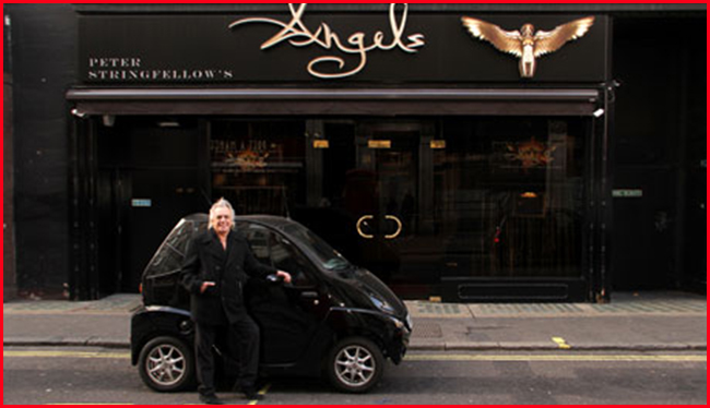 Peter Stringfellow's Angels